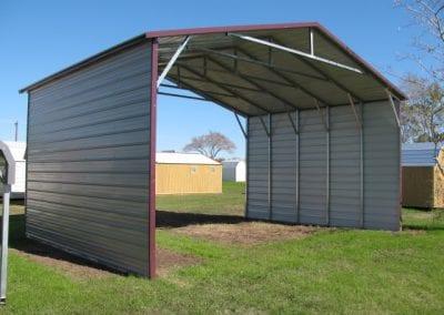 metal carport for RV